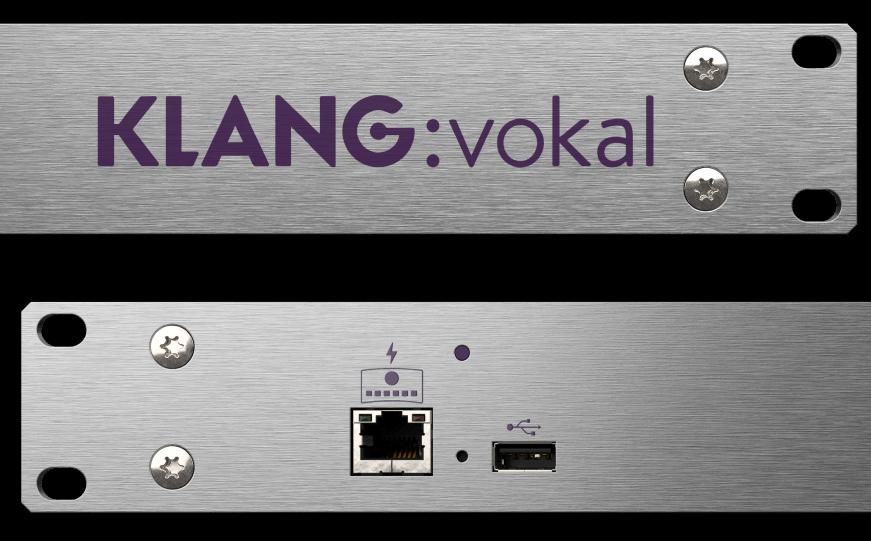 KLANG:vokal
